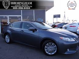 lexus sedan 2014 2014 lexus es 350 4dr sedan sedan for sale in birmingham al