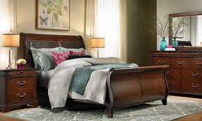 Louis Philippe Sleigh Bed Louis Phillipe Queen Bedroom Haynes Furniture Virginia U0027s
