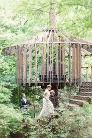 emily and patrick u0027s treehouse wedding u2014 nelson treehouse