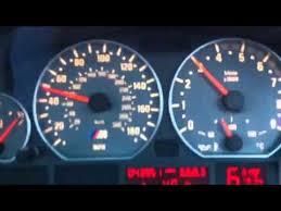 bmw speedometer bmw m3 e46 speedo error
