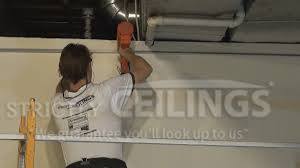Installing Ceiling Tiles by Drop Ceiling Wall Angle Installation Drop Ceilings Installation
