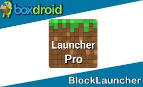 block launcher pro apk blocklauncher pro v1 17 6 apk atualizado boxdroid