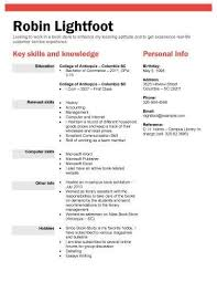 resume objective for students exles of a response student resume skills best resume collection