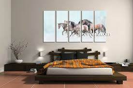 home interior horse pictures bedrooms top bedroom horse decor home design image best at home