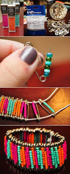 easy diy bracelet tutorials images 16 easy diy bracelet tutorials 1must do projects pinterest jpg