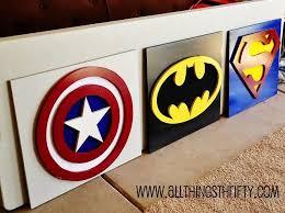 Batman Boys Bedroom 71 Best Décoration Super Héros Images On Pinterest Nursery Boys