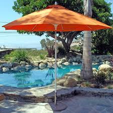 Orange Patio Umbrella by Exterior Design Interesting Walmart Umbrella For Your Patio Decor