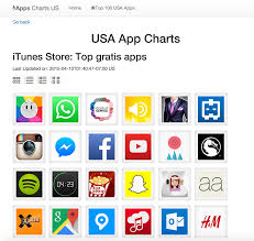 apps charts itunes search engine by vidal codecanyon