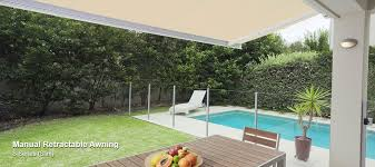 Diy Awnings For Decks Advaning Awnings Retractable Top Quality Patio Awning