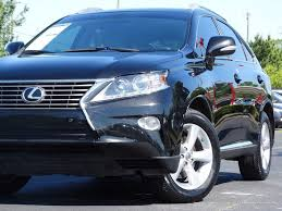 lexus international warranty 2013 used lexus rx 350 fwd 4dr at alm newnan ga iid 16249806