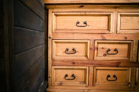 the rustic modern tiny house an old mexican dresser now our
