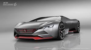 sport car peugeot peugeot vision gt concept packs 875 hp autoguide com news