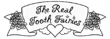 tooth fairy coloring page the real tooth fairies trademark of royal council of the real