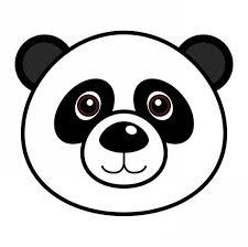 panda drawing easy how to draw a cute panda bear youtube