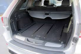 jeep grand trunk cover 2012 jeep grand term road test cargo space