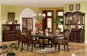 dining table luxury formal round dining room set with formal