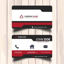 sample page free business cards hq inside free business card