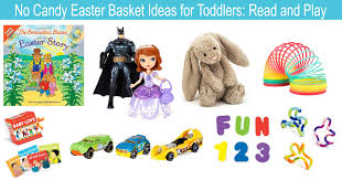 easter candy for toddlers no candy easter basket ideas for toddlers richly