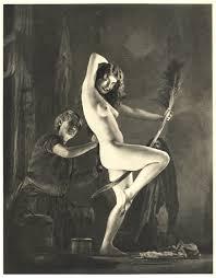 mortensen preparation for the sabbat 1936 witch