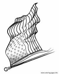 25 american flag coloring ideas flag