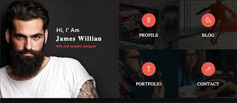 Resume Website Builder Resumes Cvs Website Templates Portfolio Cv Wix Page 2 Modern