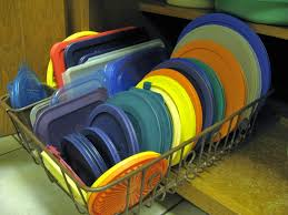 How To Organize A Kitchen Cabinets 25 Best Organize Plastic Containers Ideas On Pinterest Plastic