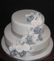 wedding cake anniversary lavender and silver anniversary cakes cakes after our