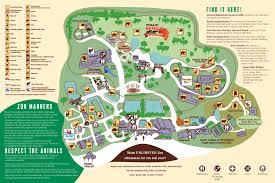 Zoo Map Birmingham Zoo The Wild Side Dennis On The Go