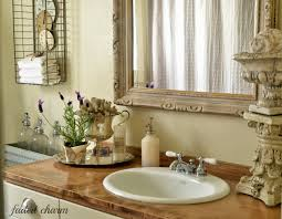 Shabby Chic Bathroom Decorating Ideas Doors T Decoration In Balcony Bathroom Decor For Inspiring Fake