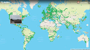 07 World Map by The New Mapillary Design Principles