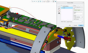 pipe design design software creation pipe 3d creo piping and cabling