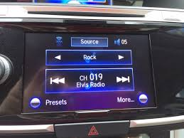 honda siriusxm radio available in more cars for 2014
