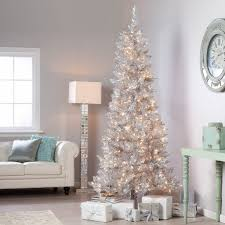 white pencil tree white decoration ideas pre lit