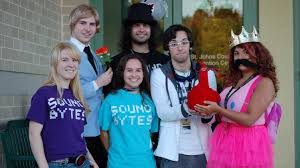 unf a cappella group woos anime convention attendees u2013 unf spinnaker