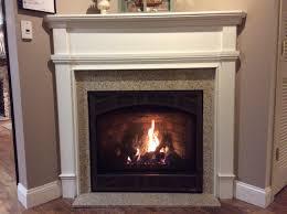 direct vent corner gas fireplace