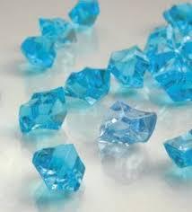 Vase Rocks Buy Dashington U0026acirc U0026reg 6 Pounds Bright Blue Translucent