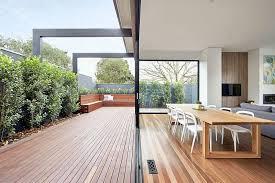 federation homes interiors modern renovation transforms melbourne s brick federation house