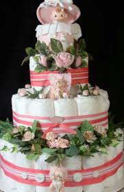 diaper cakes instructions how to make a baby diaper cake step by