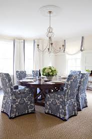 cloth dining room chairs best 25 fabric dining room chairs ideas on pinterest