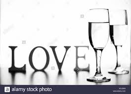 martini glasses clinking champagne black and white stock photos u0026 images alamy