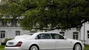 maybach landaulet maybach landaulet on ebay for a cool 2 2 million
