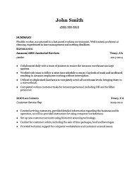 Warehouse Associate Objective Resume Objective In Resume For Fresh Graduate Information Technology