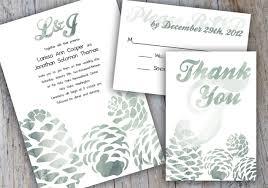 winter wedding invitations etsy eye candy winter wedding invitations