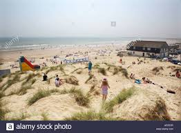 view along camber sands beach stock photos u0026 view along camber