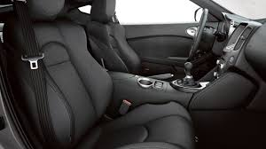 black nissan inside 2018 nissan 370z features nissan usa