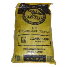 Home Decor Anchorage Anchorage Sand And Gravel Traction Sand 276 The Home Depot