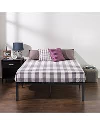 amazing deal on zinus quick lock 16 inch metal platform bed frame