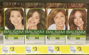 clairol balsam hair color only 1 00 at dollar general the