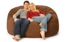 Large Bean Bag Chairs Giant Bean Bag Chairs For Adults Fombag