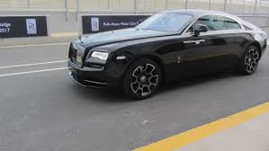 rolls royce badge new rolls royce dawn has black badge attitude iol motoring